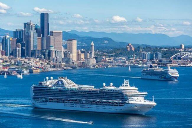 Port Of Seattle Has Biggest Cruise Season Ever - Cruise from seattle