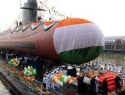 Indian Navy Commissions INS Kalvari