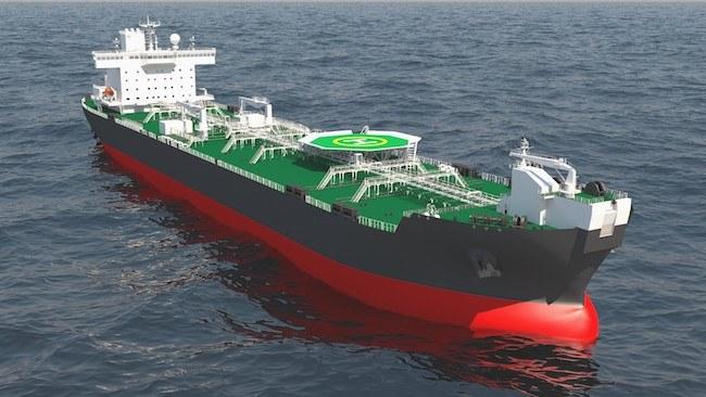 Shuttle Tanker