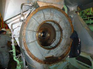 turbocharger bearing