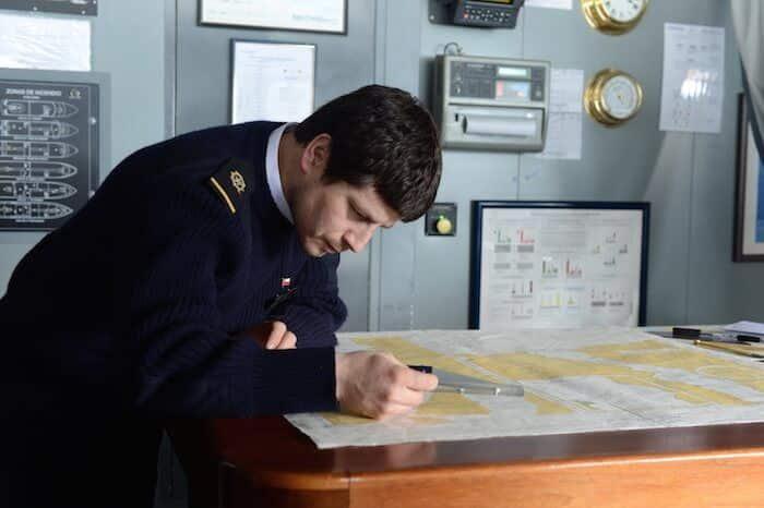 Ship Navigating Officer