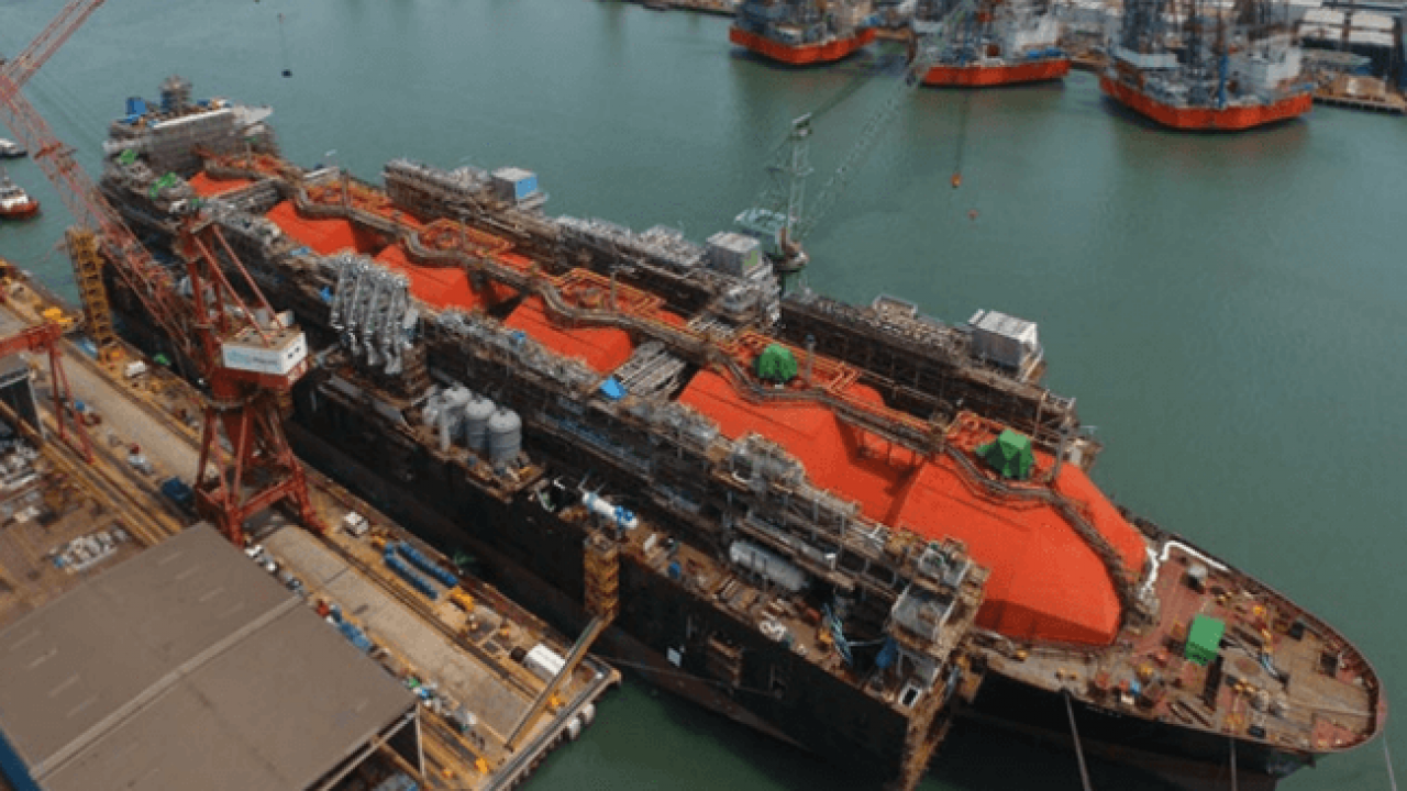 Keppel Offshore & Marine Secures Contracts For About S$70