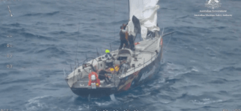 AMSA Recues in Bass Strait