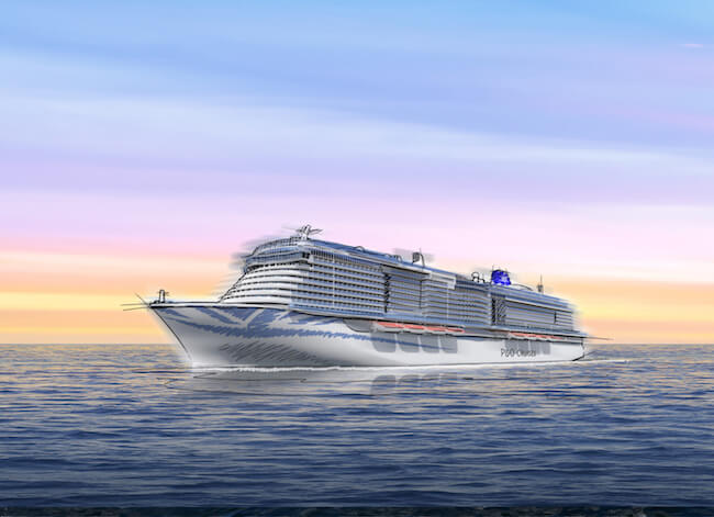 P&O Cruises_Carnival_LNG_green