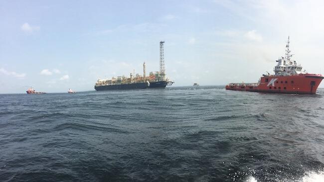 _Hilli Episeyo project_Golar LNG_jumbo offshore