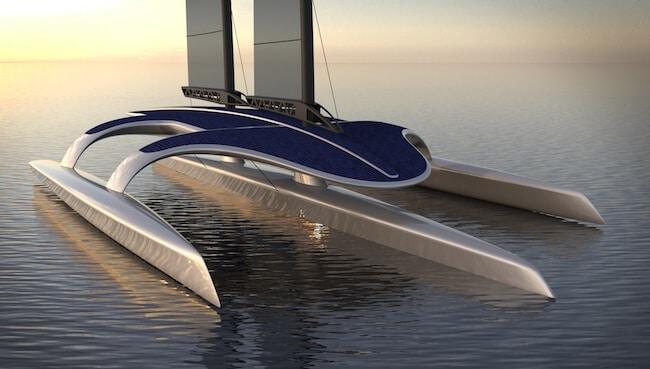 The Mayflower Autonomous Ship project (MAS)_autonomous vessel