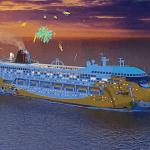 cartoon network cruise_Wave