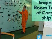 Must Watch: Engine Room Tour of A Cargo Ship