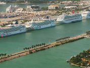 """Port Miami Receives Its Second Consecutive Cruise Industry Award For """"Best U.S. Port"""""""