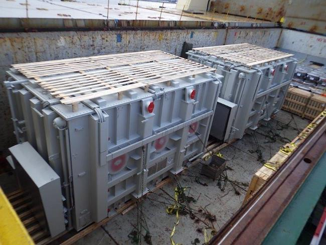 shipping transformers _polytra