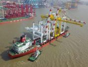 DP World Australia To Receive Four New ZPMC Cranes Next Month