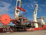 Hansa Heavy Lift Vessel