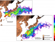 Sanchi Oil spill Feb 2018