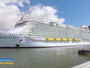 Tour of Symphony of the Seas Under Construction