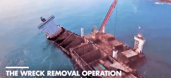 Wreck Removal_Boskalis