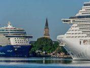 Port Of Kiel Tips Record 600,000 Cruise Passengers