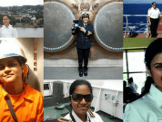 The Brave Journey of Women Seafarers