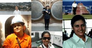 female seafarers