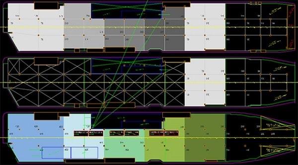 liftable deck plan