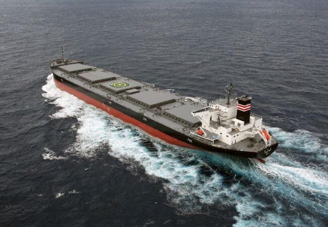 Coal Carrier Shinryo