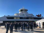 Road To Zero Emission: Naming Ceremony Of Battery Electric Ferries Held In Norway