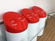 Onboard bins