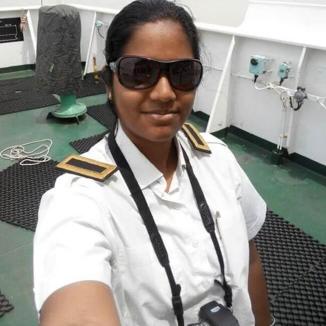 marine pilot
