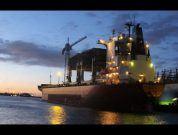 Report: Collision Between General Cargo Ship Saga Sky And Barge Stema Barge II