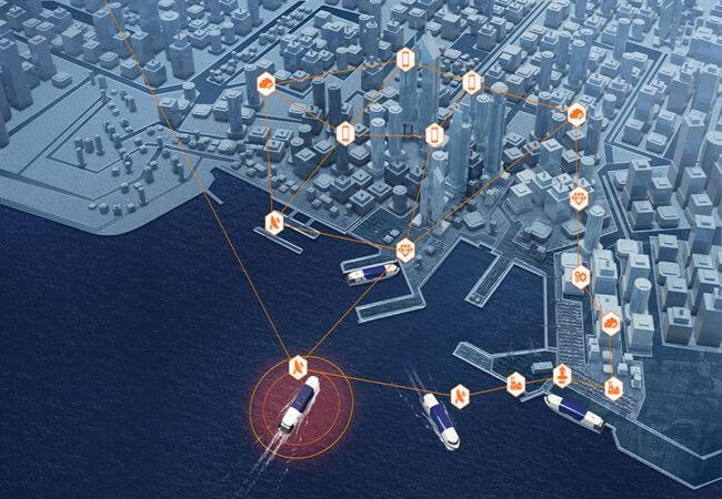 Smart Marine Ecosystem