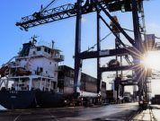 Port Of Hull's Mega Container Cranes Off To A Strong Start