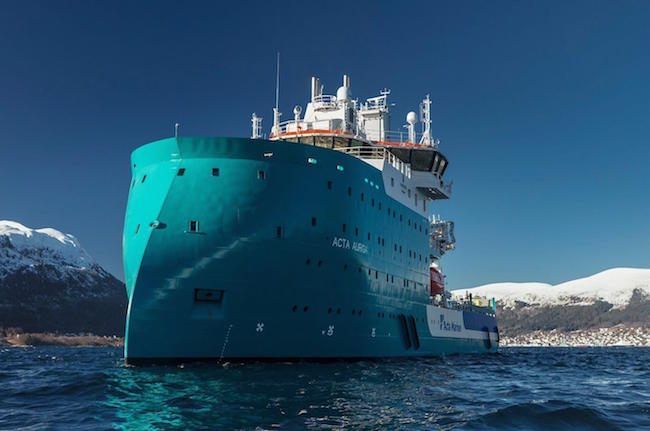Acta Auriga DP ship