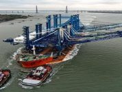 SC Ports Welcomes New STS Cranes Enhancing Neo-Panamax Vessel Handling