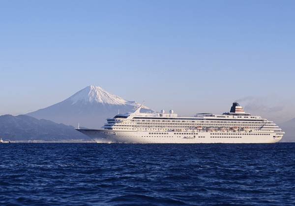 Asuka II Honored As Cruise Ship Of The Year For 26th Consecutive Year