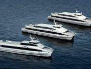 Rolls-Royce Waterjets And MTU Engines To Be Employed In Hong Kong's Fast Ferries