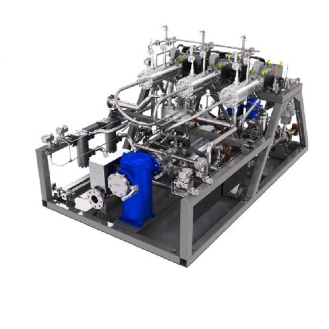 Man Diesel & Turbo And Hyundai Agree Joint Test Venture