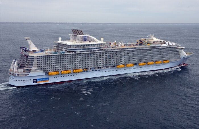 Symphony of the Seas luxury cruise