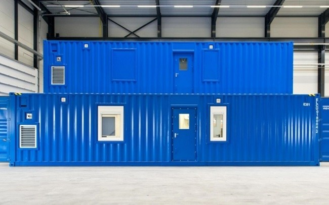 Ela Container Offshore GmbH as Part of a Special Project