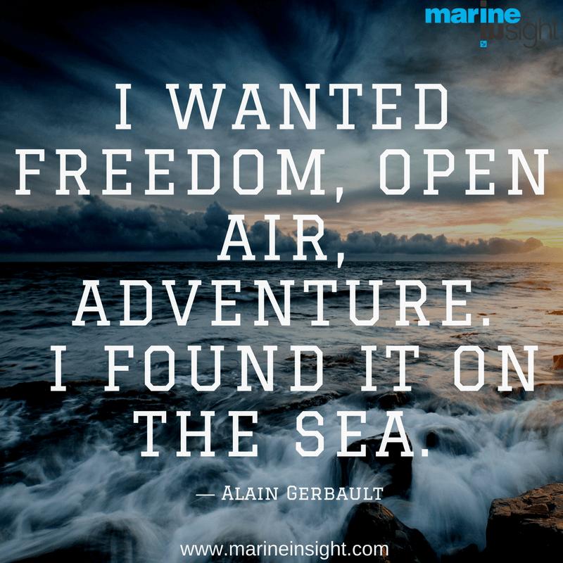 nautical sayings