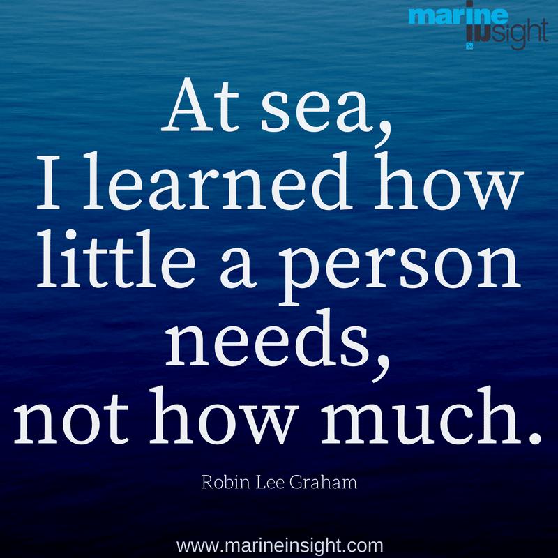sea sayings