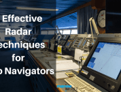 5 Effective Radar Techniques for Ship Navigators – Part 1