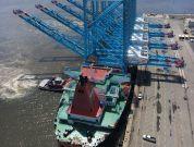 APM Terminals_Elizabeth terminals' new cranes
