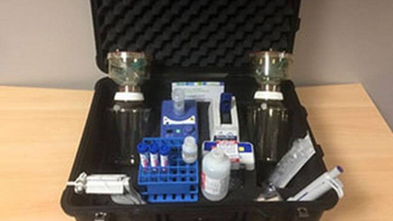 Saudi Approval For Aqua-tools' B-QUA Ballast Water Testing Kit