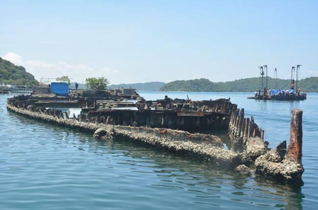 HMNS Sagaing WWII
