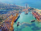 KKS Harbour and Colombo Port project