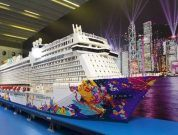 Watch: World's Largest Lego Ship Made Using More Than 2.5 Million Bricks