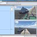 Reconstructing and simulating ship operations
