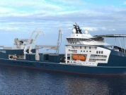 VARD Cable laying vessel Prysmian
