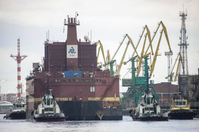 first floating nuclear power plant_greenpeace