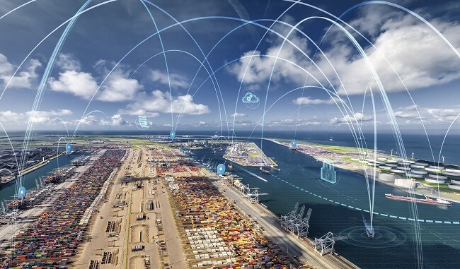 Port of Rotterdam Authority Launches New Pronto Application