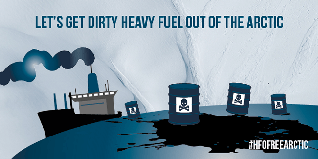 Clean Arctic Alliance Hails IMO Move to Ban Heavy Fuel Oil From Arctic Shipping